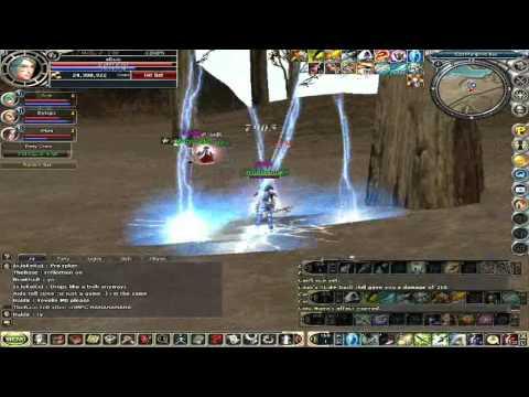 iRohan ranger (xDee) pvp video (divinity server) HD