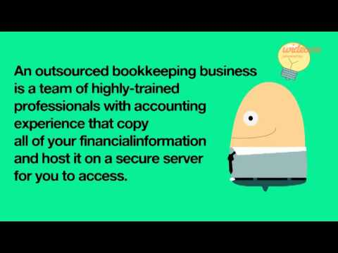 What is the Advantage to Hiring Outsourcing Bookkeeping Services?