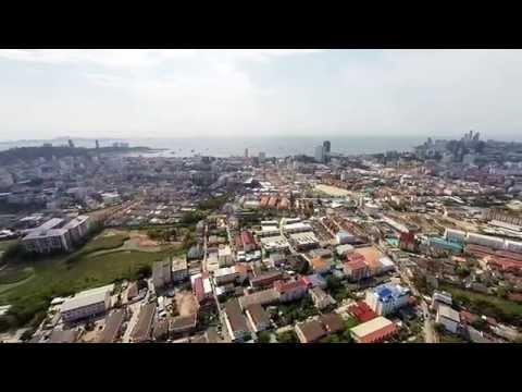 Muang Pattaya Drone Video