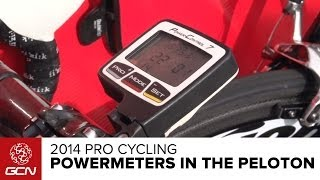 Powermeters are used by nearly every professional cyclist. Subscribe to GCN on YouTube: http://gcn.eu/gcnsubs Powermeters...