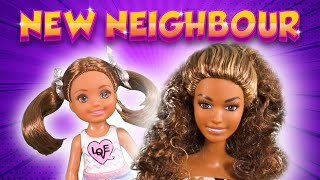 Barbie - The New Neighbour and the Jelly Dreams Surprise | Ep.187