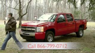 Weathers Motors Video Test Drive: 2010 Chevrolet Silverado 1500 LT Crew Cab