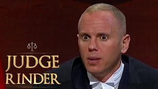 Video Judge Rinder Becomes Enraged With a Father of 40 | Judge Rinder MP3, 3GP, MP4, WEBM, AVI, FLV Februari 2018