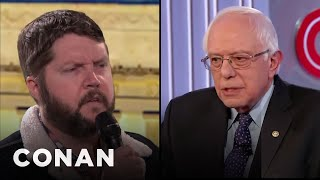 Bernie Sanders Has A Very Specific Demographic - CONAN on TBS