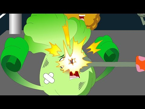 Plants vs. Zombies Animation : Righteous referee