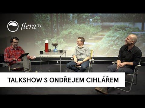 Talkshow s Ondřejem Cihlářem | Ferdinand jako host | Flera TV