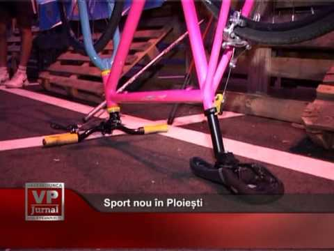 Sport nou în Ploiești