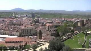 Trujillo Spain  city photo : Trujillo Castle, Spain