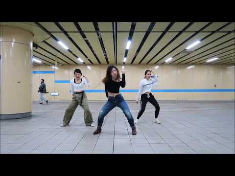 Treasure(CashCash Remix) - Bruno Mars - Hsiao Chien Chang Choreography - 20190310