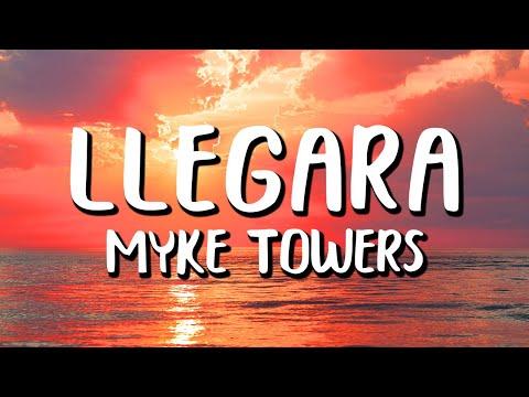 Myke Towers - Llegará (Letra/Lyrics)