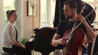 Nico & Vinz - Am I Wrong (Piano/Cello Cover) - Brooklyn Duo