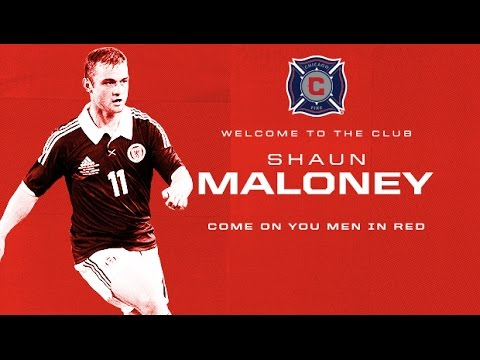 Video: Chicago Fire welcome Scottish international Shaun Maloney | Press Conference