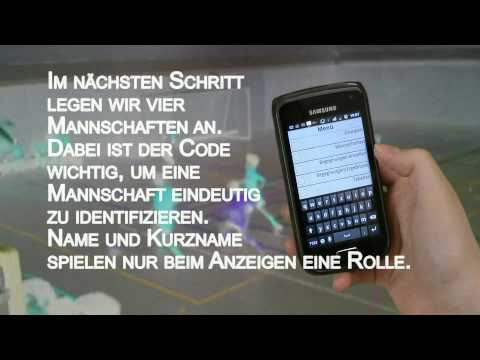 Video of Turnier Verwaltung