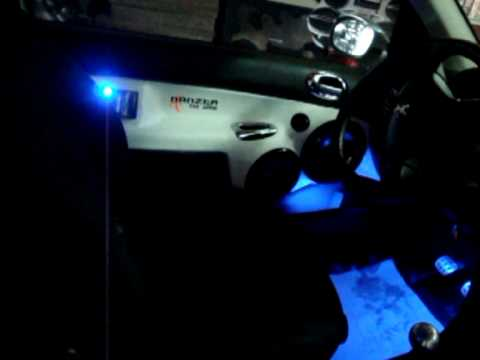 "Peugeot 206 Tuning Car Audio Bomber Bombastic 15"" NANZER CAR AUDIO"
