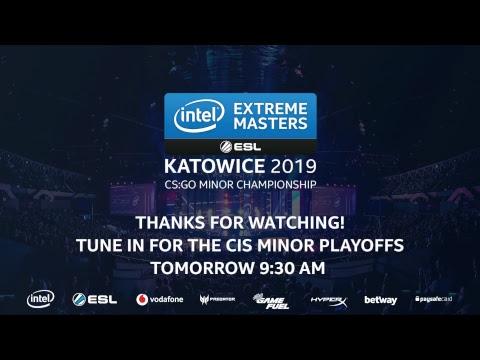 LIVE: North vs. Windigo Gaming - IEM Katowice Minor 2019 - Stream B