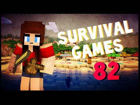 Minecraft Survival Games | FISTS OF FURY | Ep 82