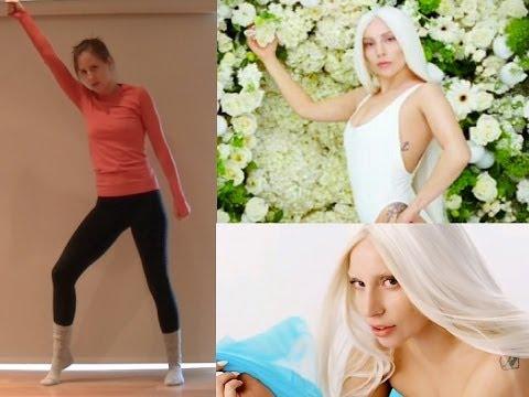 Клубные танцы: хореография композиции Леди Гага G.U.Y. Урок видео онлайн.