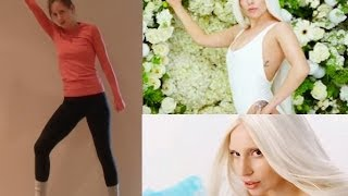 Lady Gaga 'G.U.Y' Dance Tutorial PART 1