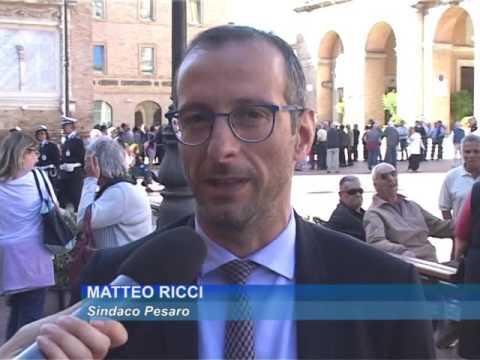 Recanati Informa - Visita Ministro Franceschini del 21 giugno 2016