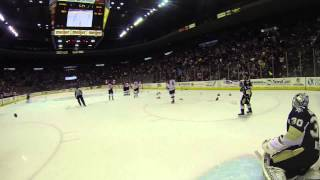 CYCLONES TV: Chris Reed Sparks the Teddy Bear Toss