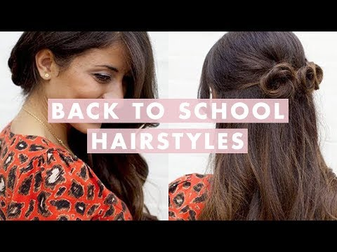 luxy hair - LIKE this video if you like Back To School Hairstyles! :) I'm wearing my Luxy Clip-in Hair Extensions in the 160 gram set: http://www.luxyhair.com All the ha...