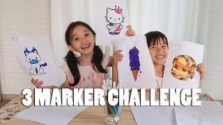 Video 3 MARKER CHALLENGE | KANA KOK PANGGIL KALA SI TUTUT? MP3, 3GP, MP4, WEBM, AVI, FLV Juli 2019