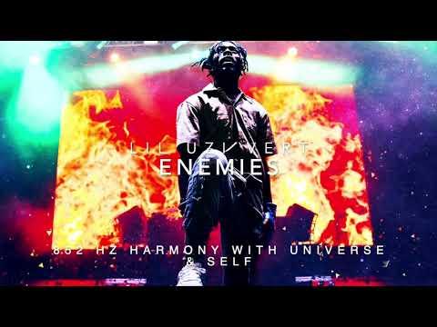 Lil Uzi Vert - Enemies [852 Hz Harmony with Universe & Self]