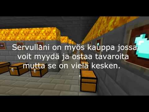 SuklaaCraft Minecraft Serveri Suomi [1.7.4] [Hamachi]