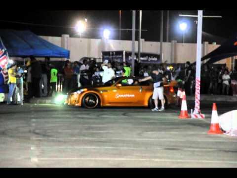 دربول كار بارك درفت في السعودية مع أمير منصور - Redbull Car Park Drift in KSA with Ameer Mansuor