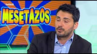 Los Mesetazos de Victor Lozano - La Porteria BTV [13/04/2017]Victor Lozano - La Porteria [BTV]La Porteria [BTV] - Los mesetazosLos mesetazos - La Porteria [BTV]Tertúlia de futbol que gira entorn de l'actualitat del FC Barcelona, amb atenció als equips barcelonins de Segona B, Tercera i Primera Catalana i un cop d'ull a la informació poliesportiva. Els dijous inclou la secció els 'Mesetazos'.----------------------------------------------------------------------------------------------- SUSCRÍBETE: https://www.youtube.com/user/Zonajuanjos- twitter: https://twitter.com/Zonajuanjo- Listas de reproducción: https://goo.gl/lbwO6J- FC Barcelona 2016/2017: https://goo.gl/ETTkxL- Barça B 2016/2017: https://goo.gl/XFO6aw- Barça Femenino 2016/2017: https://goo.gl/KH1wwU- El Fajiazote del Tio Faja: https://goo.gl/6mBUEm- Los Mesetazos de Victor Lozano: https://goo.gl/nSF3rG- BarçaFans: https://goo.gl/XMEXCv- [8aldia] La tertúlia esportiva: https://goo.gl/ar2Vx2Temporadas del FC Barcelona:- FC Barcelona - Temporada 2014-2015: https://goo.gl/K9BbKS- FC Barcelona - Temporada 2015-2016: https://goo.gl/VcEvro- FC Barcelona - Temporada 2016/2017: https://goo.gl/ETTkxLVídeos de interés:- CLÁSICOS CULÉS EN EL BERNABÉU: https://goo.gl/WMLQHY- Johan Cruyff. La leyenda del Fútbol: https://goo.gl/ONPrcs- La rúa y la Celebración del TRIPLETE: https://goo.gl/b8f7pm- Final de la Champions 2015 FC Barcelona: https://goo.gl/ngIph5- Xavi se despide del Barça: https://goo.gl/4PmzI5- Cracs i Catacracs del FC Barcelona: https://goo.gl/VL8iyV