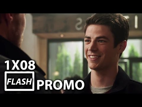 "The Flash 1×08 Promo ""Flash Vs. Arrow"""