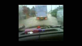 Newbury United Kingdom  city images : floods in thacham newbury uk