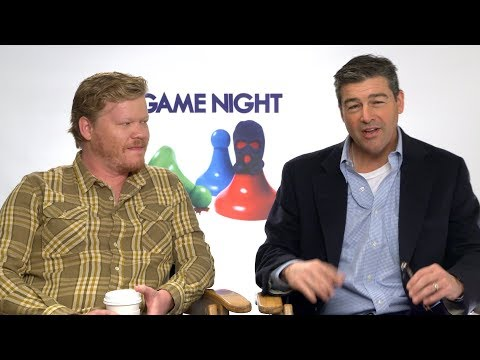 GAME NIGHT with Jesse Plemons & Kyle Chandler