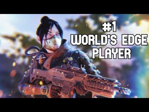 Best World's Edge Player - Apex Legends Season 7
