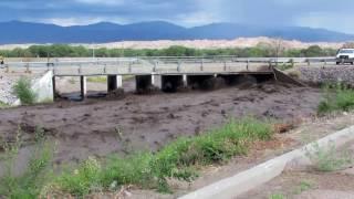Video #4   Santa Clara Pueblo Flash Flood Event   01 Sept 2013 MP3, 3GP, MP4, WEBM, AVI, FLV November 2018