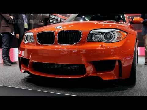 NAIAS Detroit 2011: BMW 1 Series M Coupe Review