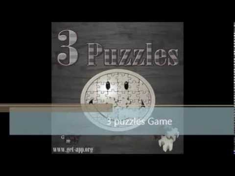Video of 3 Puzzles