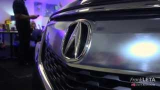 2014 MDX Unveiling - Frank Leta Acura