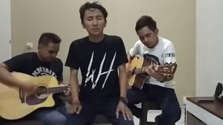 Dewa 19 - Satu Hati (Acoustic Cover)   by Halik Kusuma feat Az Od & Beny Sukoco