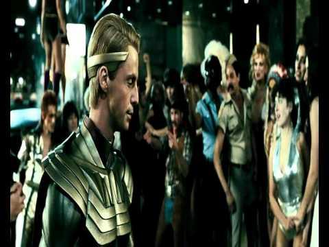 Watchmen Ozymandias montage *SPOILERS ALERT*