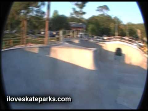 ILoveSkateparks.com Tour - Oceanside Rotary Skatepark - Atlantic Beach, FL