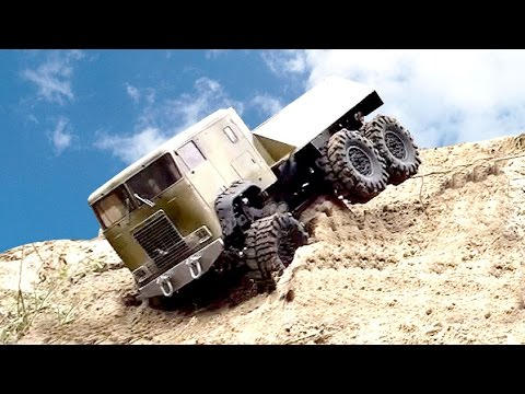 RC Trial - extreme road 2