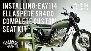 1. Installing: Ellaspede SR400 Complete Custom Kit