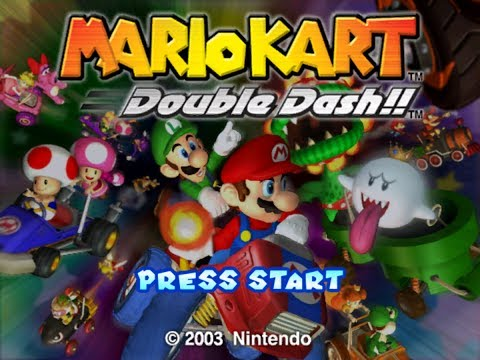 mario kart double dash gamecube youtube