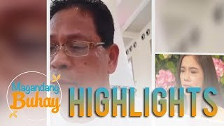 Video Magandang Buhay: Ate Girl cries after her father's message for her MP3, 3GP, MP4, WEBM, AVI, FLV September 2018