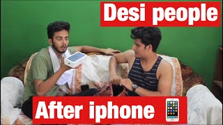 Video Desi people after buying iphone-vine- Elvish yadav MP3, 3GP, MP4, WEBM, AVI, FLV November 2017