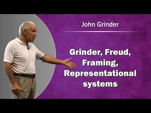 Grinder, Freud, Framing, Representational systems