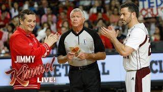 Video Kimmel vs Cruz - Blobfish Basketball Classic MP3, 3GP, MP4, WEBM, AVI, FLV Desember 2018