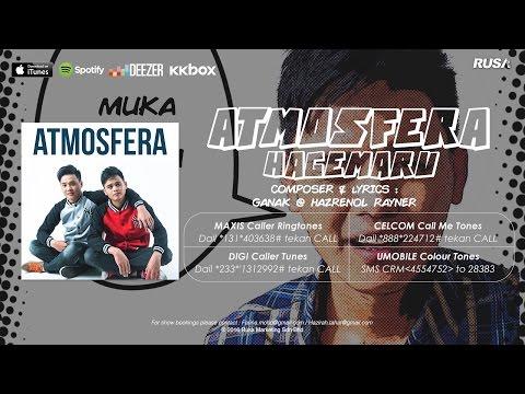 Atmosfera - Hagemaru [Official Lyrics Video]