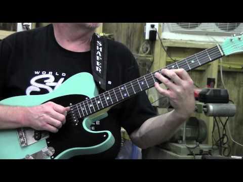 Knight Guitars - Robert Shafer 6